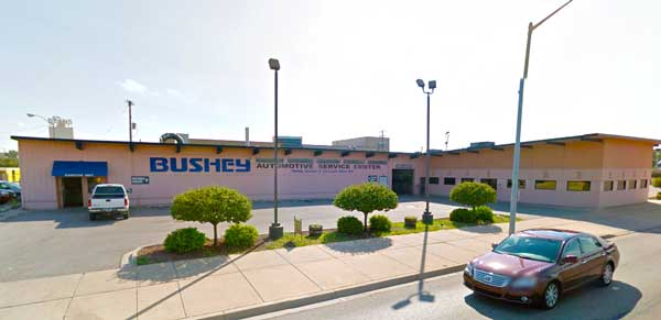 Bushey Automotive Saginaw Location